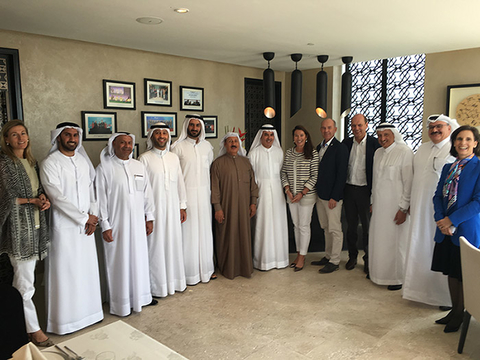 Family Business Council Gulf - CEO Lunch 2016